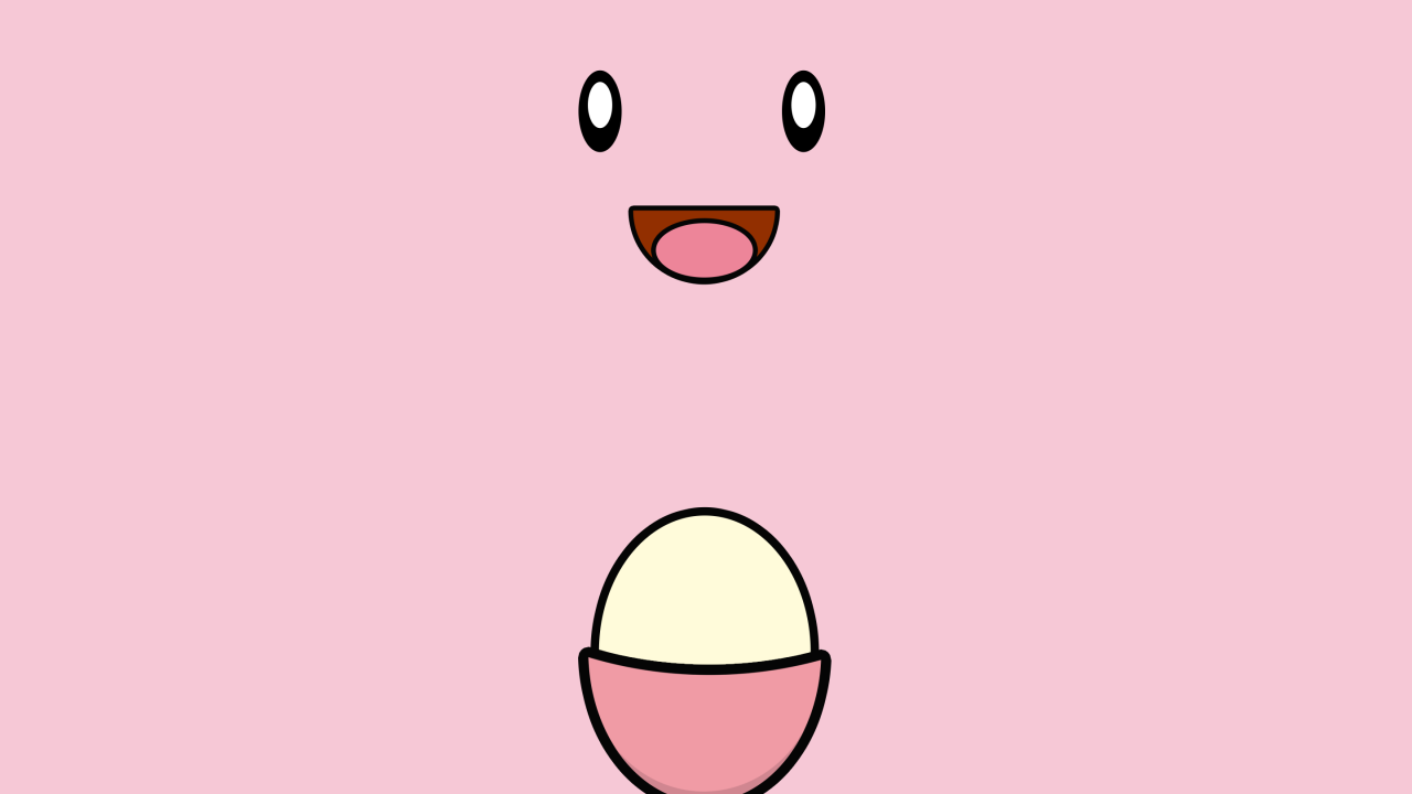 Best Wallpaper Of Chansey From Pokemon PaperPull 1280x720
