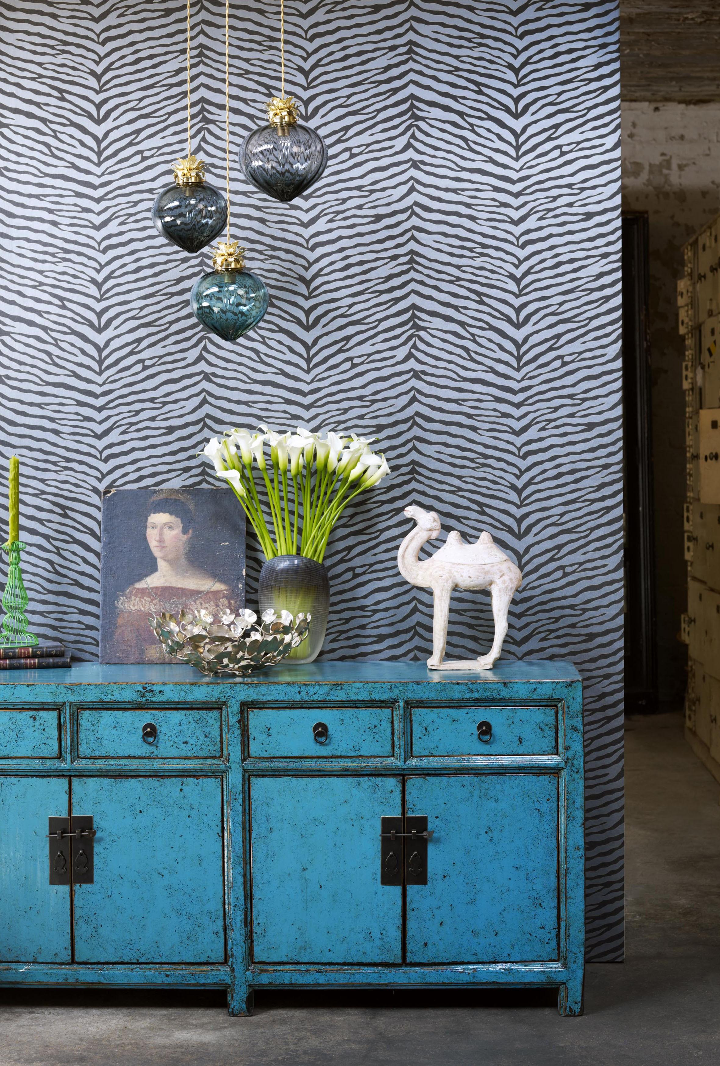 Home Wallpaper Brands Osborne and Little Wallpaper Quagga 2362x3493