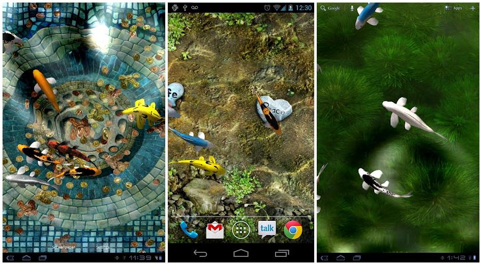 Aquarium Live Wallpaper Android   Download   HD Wallpapers 948x522