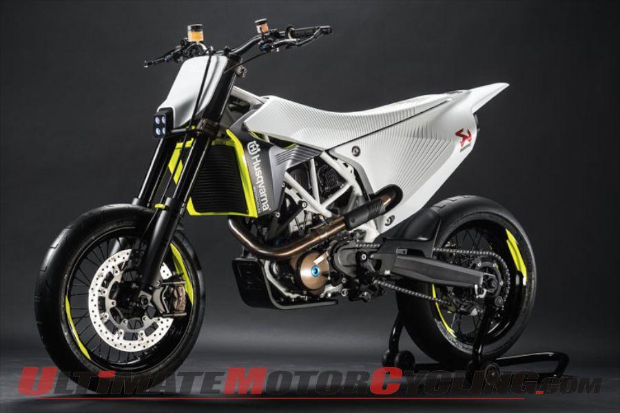 Husqvarna 701 Supermoto Prototype Unveiled at EICMA 900x600