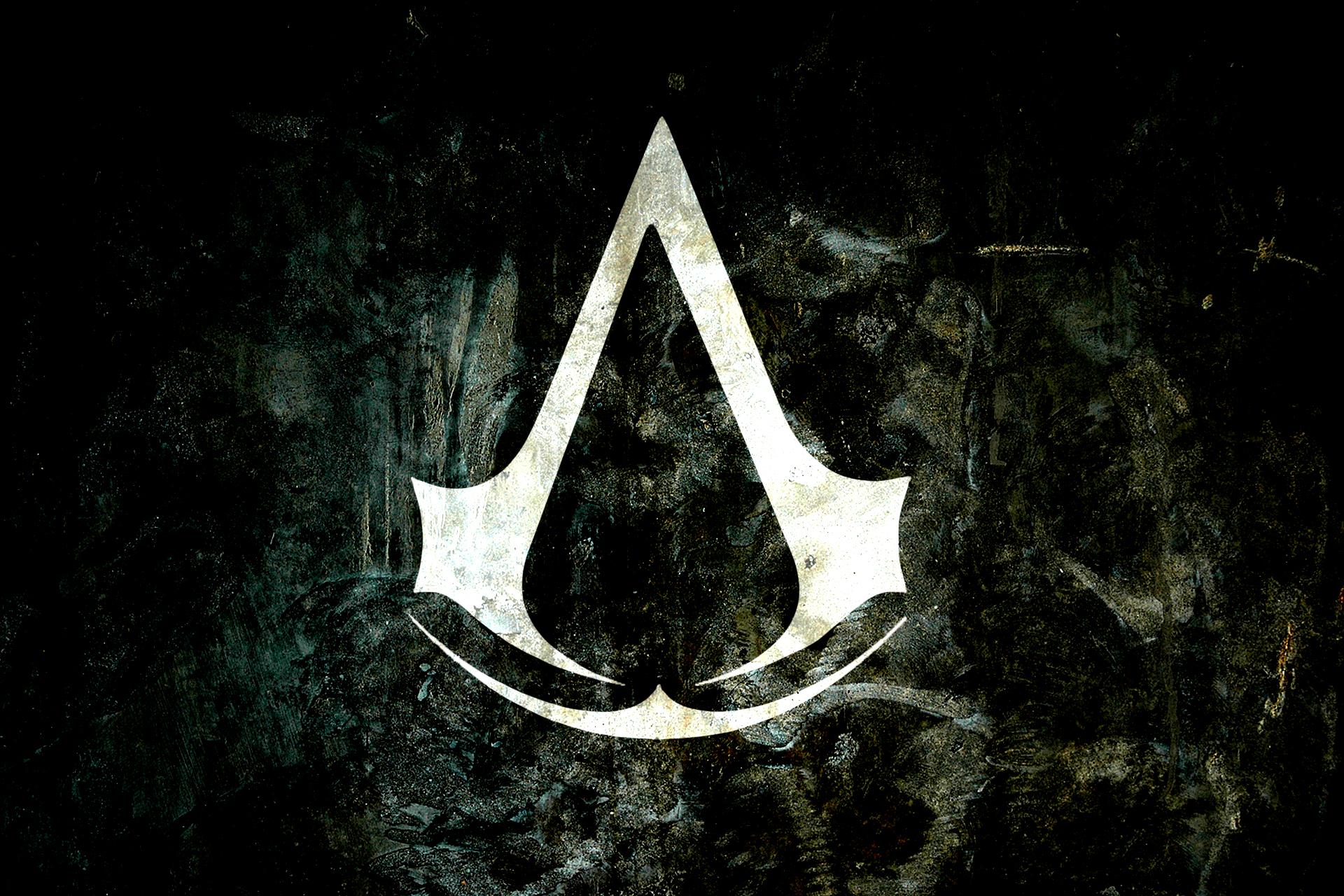 [48+] Assassins Creed Logo Wallpaper on WallpaperSafari