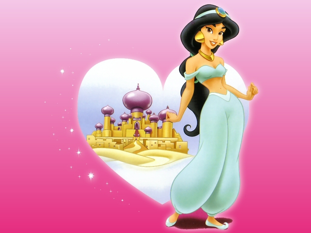 Jasmine Wallpaper - Disney Princess Wallpaper (6015277) - Fanpop