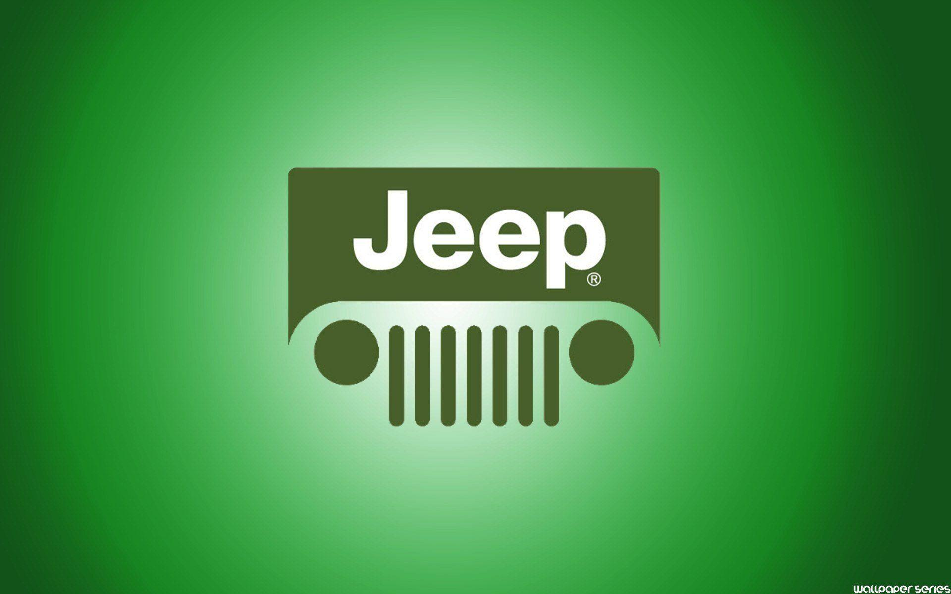 Jeep Logo Wallpapers 1920x1200