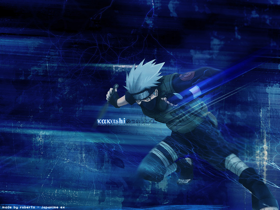 Wallpapers Blue Kakashi Desktop Wallpapers Blue Kakashi Desktop 1152x864