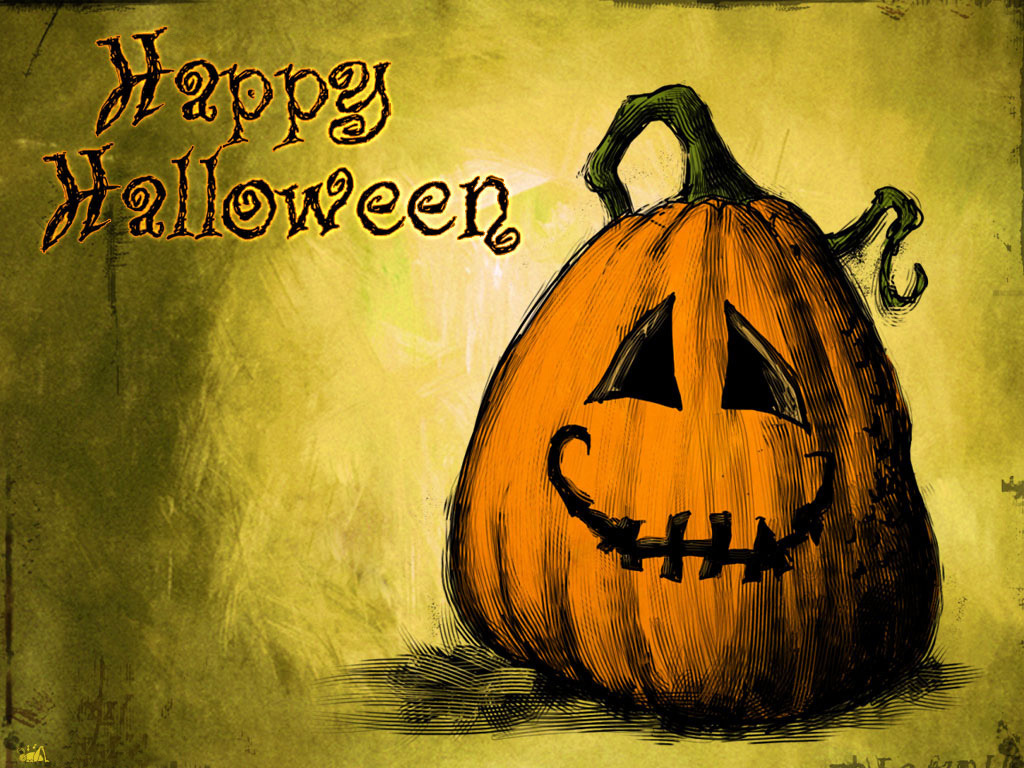 Happy Helloween Wallpapers HD Wallpaper Halloween Wallpapers 1024x768