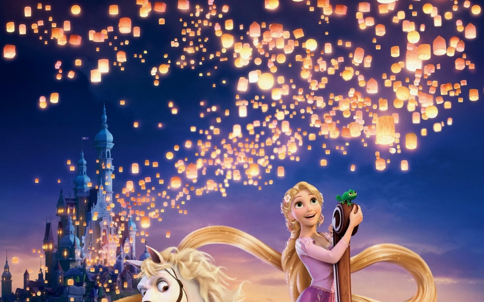 Gallery For gt Tangled Rapunzel Wallpapers 1600x1000
