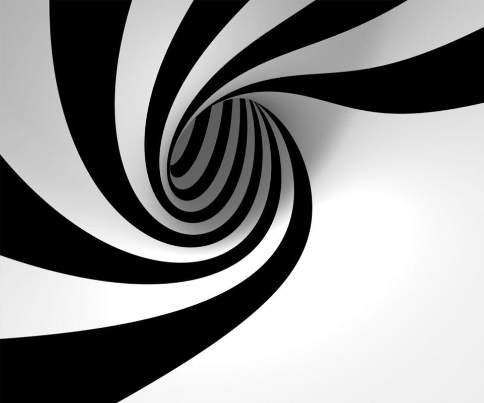 Black and White Stripes Wallpaper - WallpaperSafari