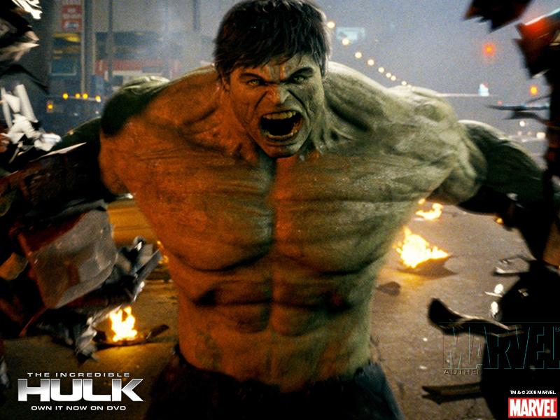 EZ PC Wallpapers The Incredible Hulk Wallpaper 800x600