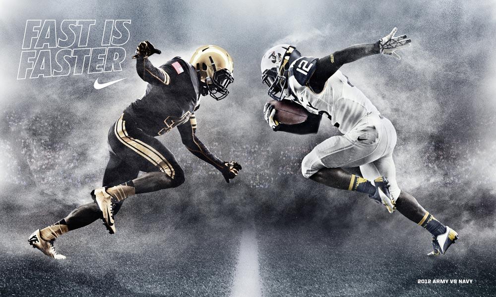 Nike Nfl Football Wallpaper 1000x600