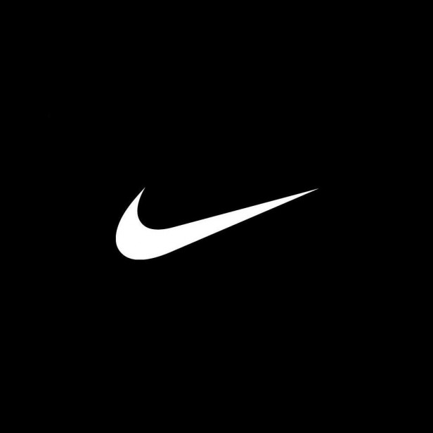 nike logo backgrounds Nike Logo iPad Wallpaper 616x616