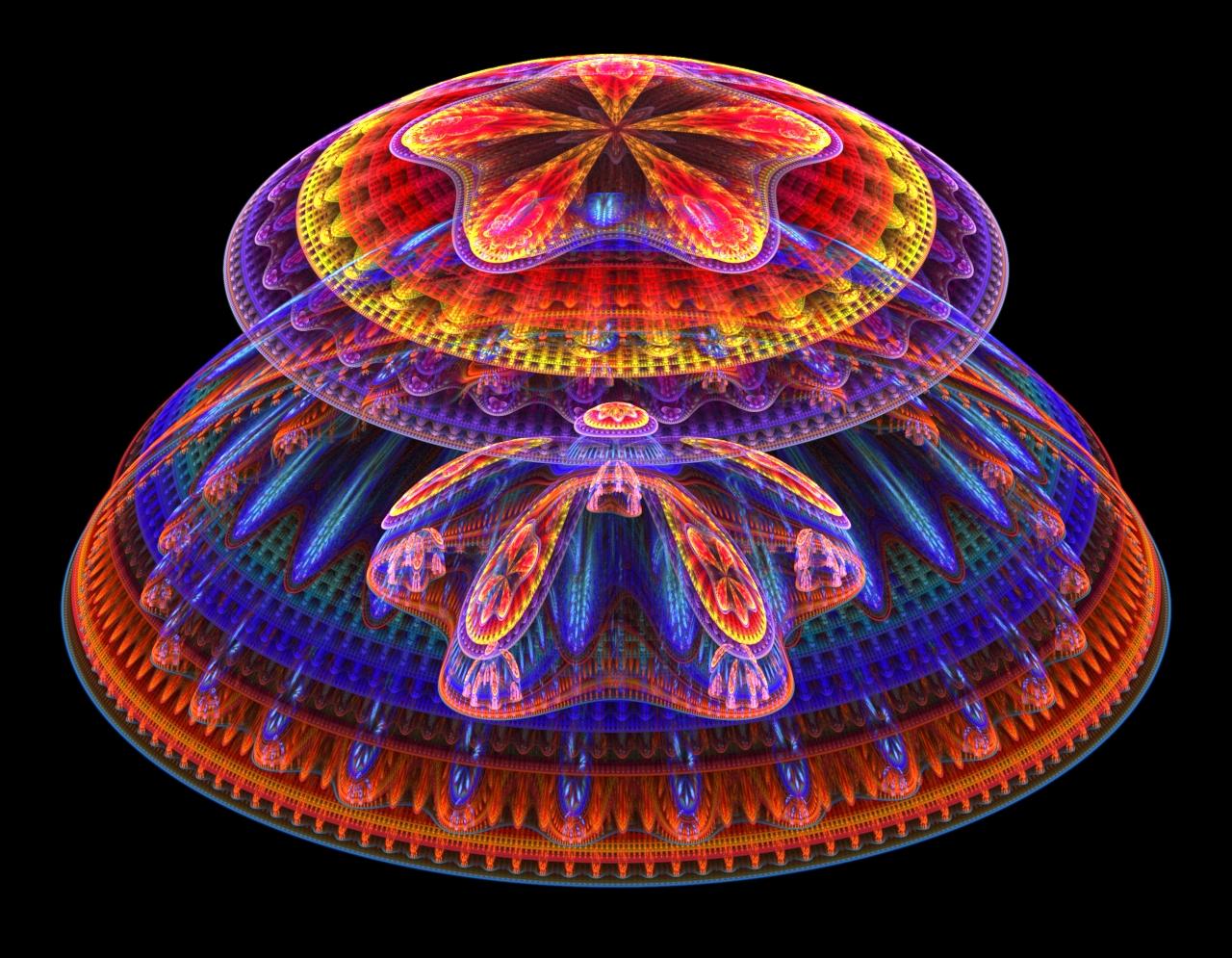 Trippy Mushroom Wallpaper HD wallpaper background 1280x995