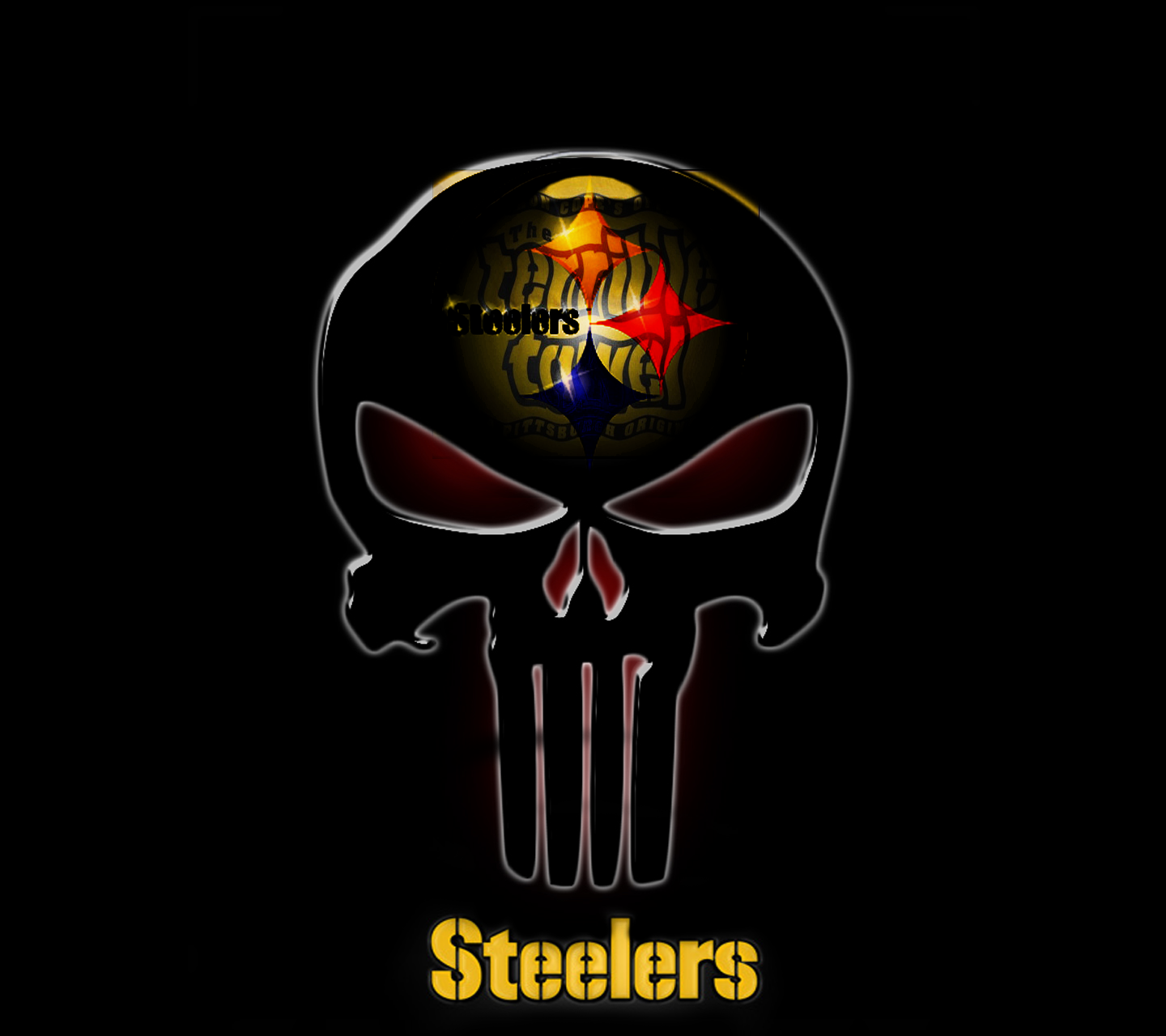 Steelers Wallpapers   Steel City Blitz 1440x1280