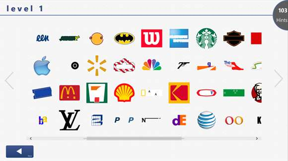 Captura de tela Guess what is each of these logos 580x326