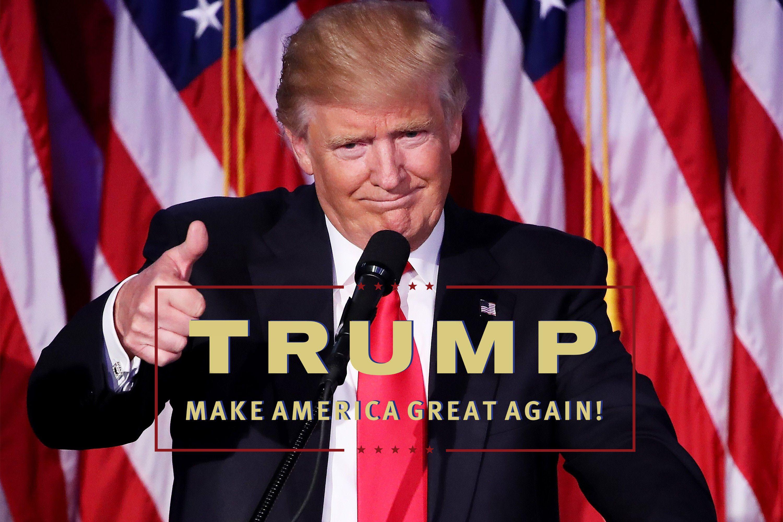 Trump Wallpapers   Top Trump Backgrounds   WallpaperAccess 3000x2000
