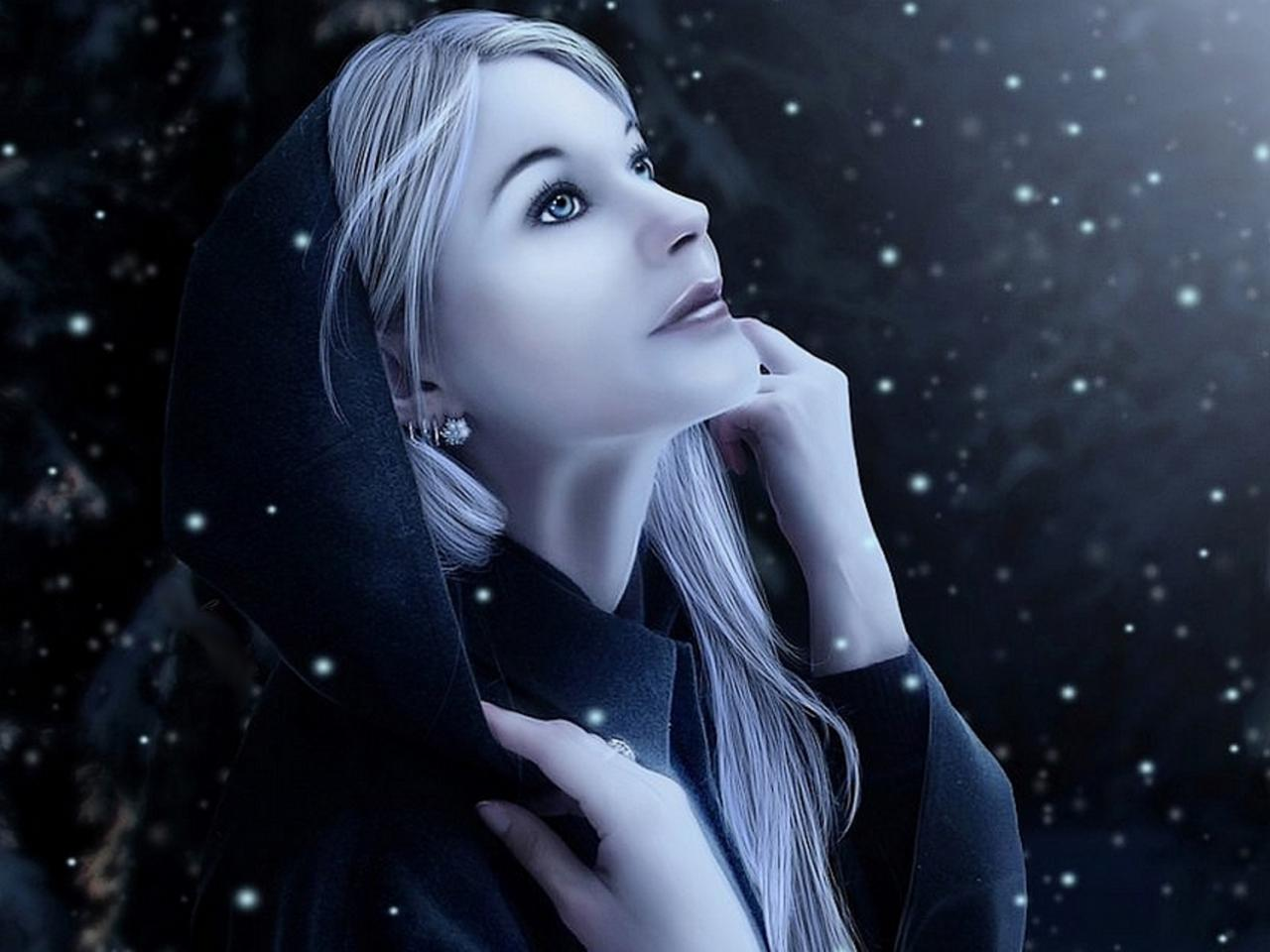 Fantasy Female Wallpapers 1280x960