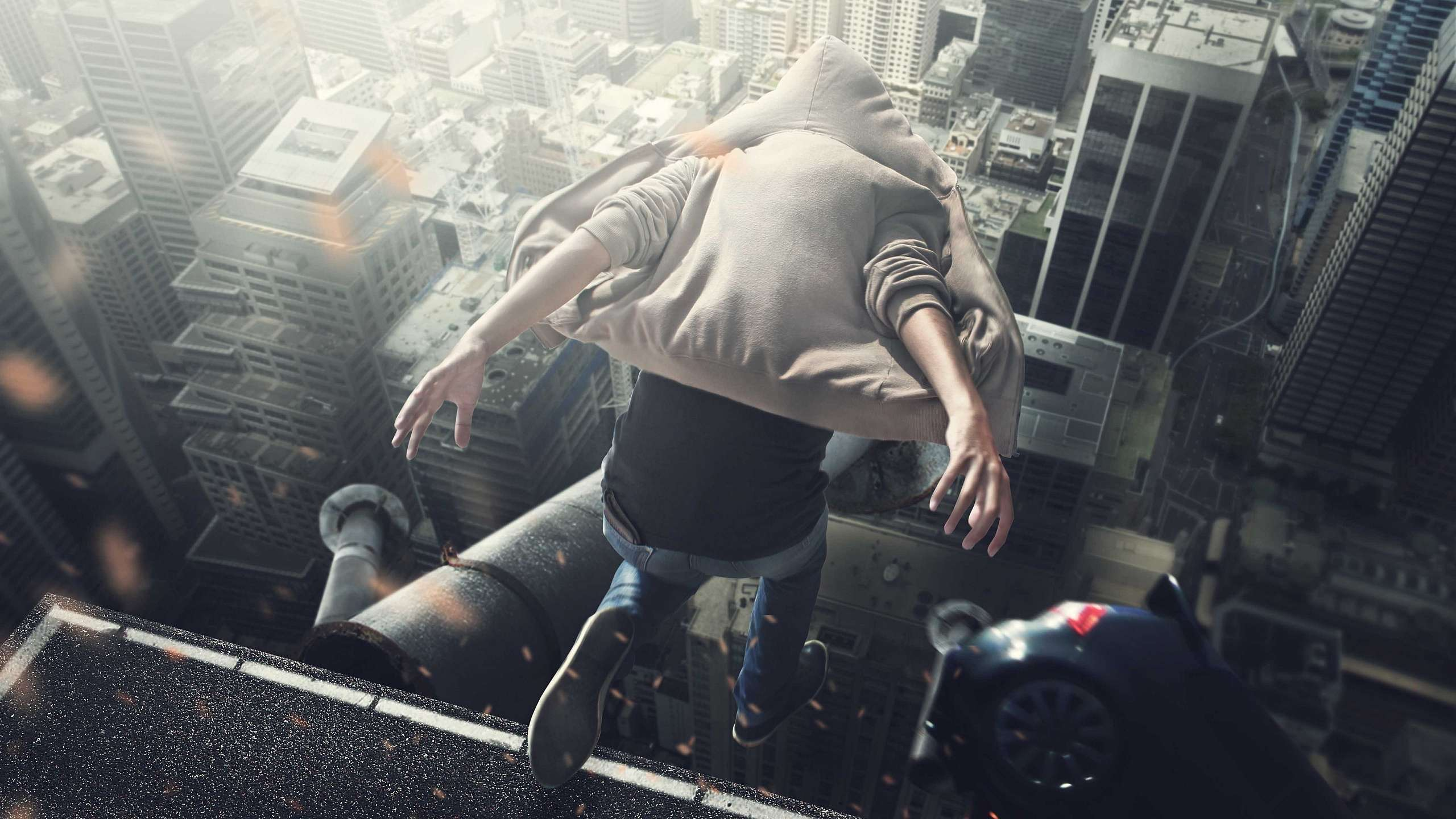 Parkour HD Wallpapers 2560x1440