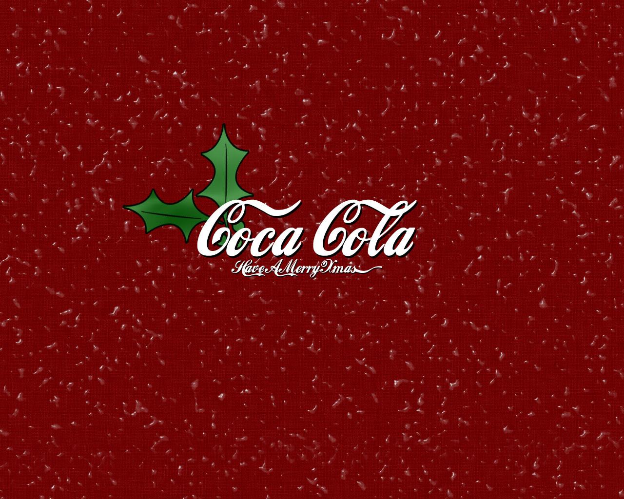 coca cola christmas wallpaper wallpapersafari. Black Bedroom Furniture Sets. Home Design Ideas