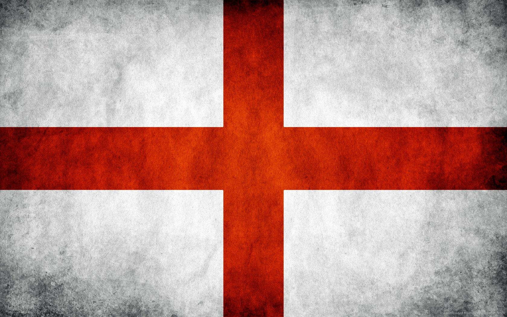 Download 1680x1050 England Flag Wallpaper 1680x1050