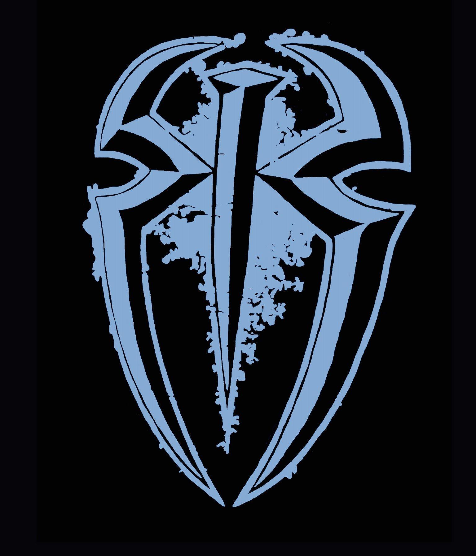 Roman Reigns Logo Wallpapers 1536x1797