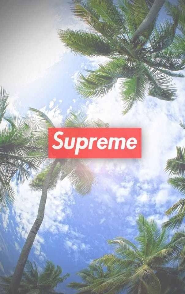 96] Supreme iPhone Wallpaper on WallpaperSafari 604x960