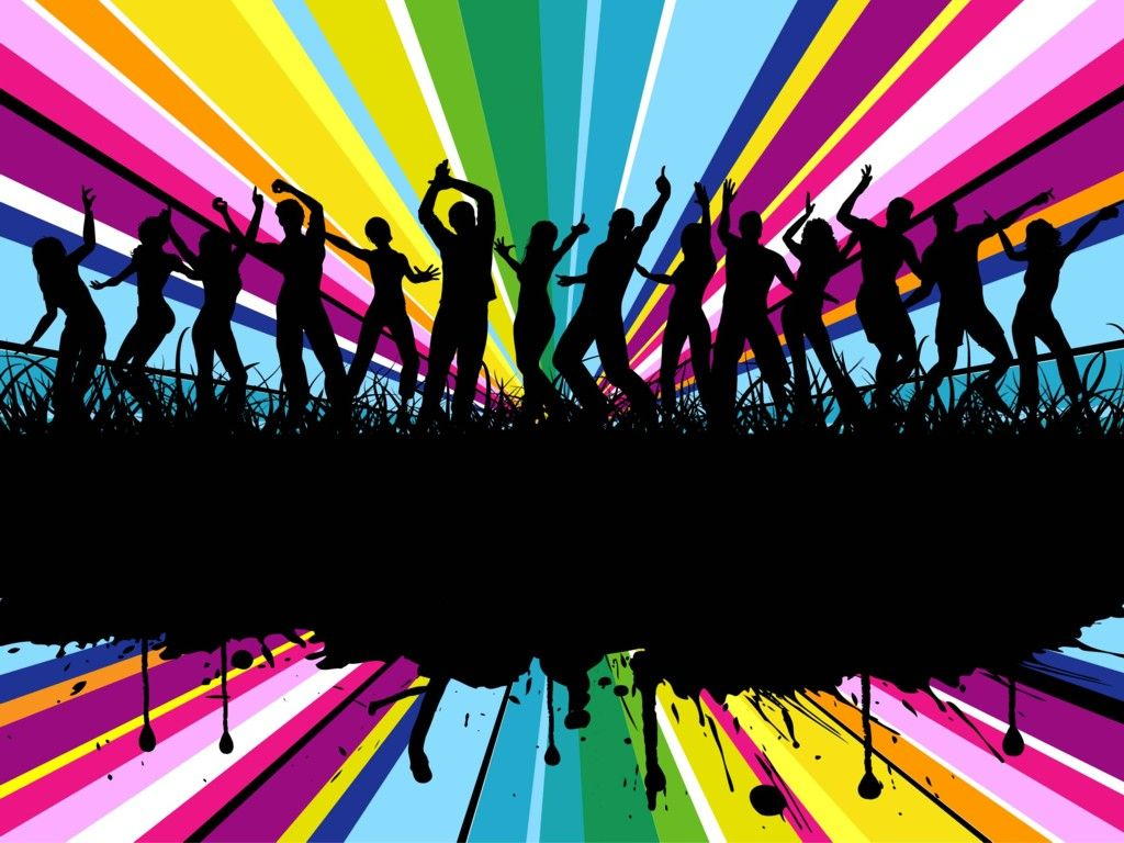 Cool Party Backgrounds 1024x768