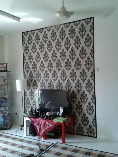Wallpaper Utk Dinding Rumah Termurah Di Shah Alam