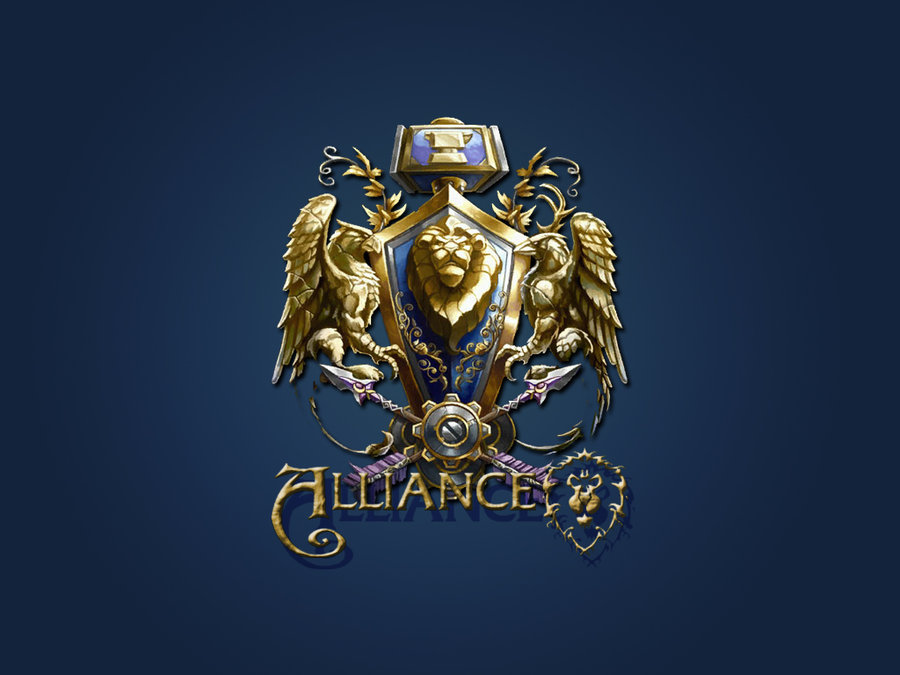 WOW   Alliance Seal by vikoy 900x675