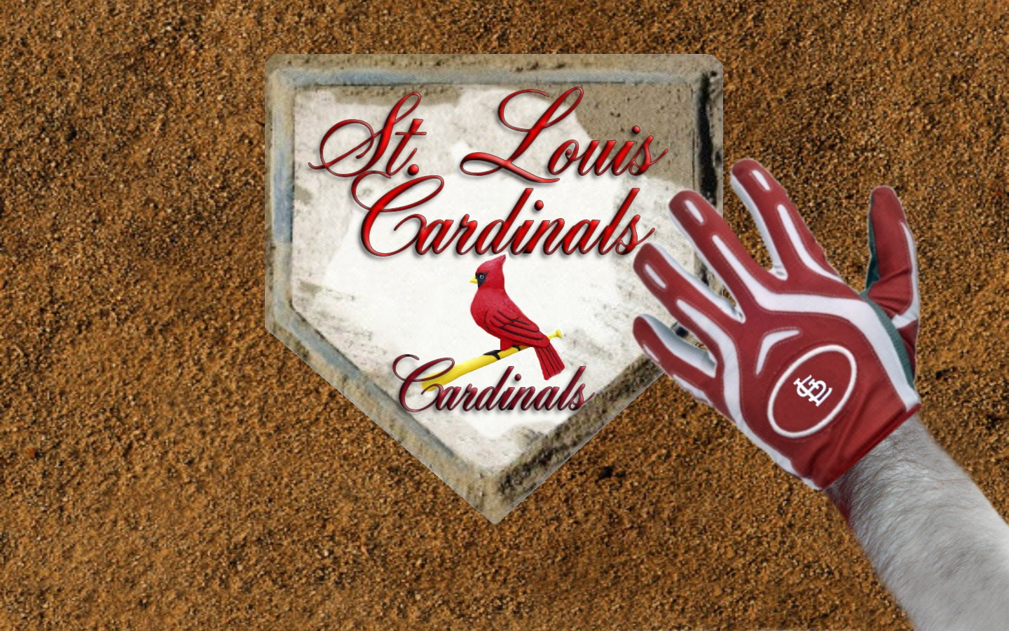 Background of the day St Louis Cardinals St Louis Cardinals 1440x900