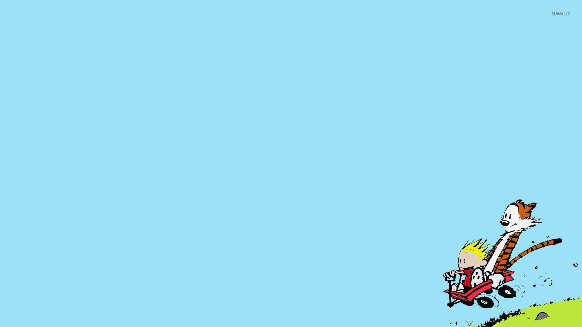 Free Download Calvin And Hobbes Wallpaper Cartoon Wallpapers