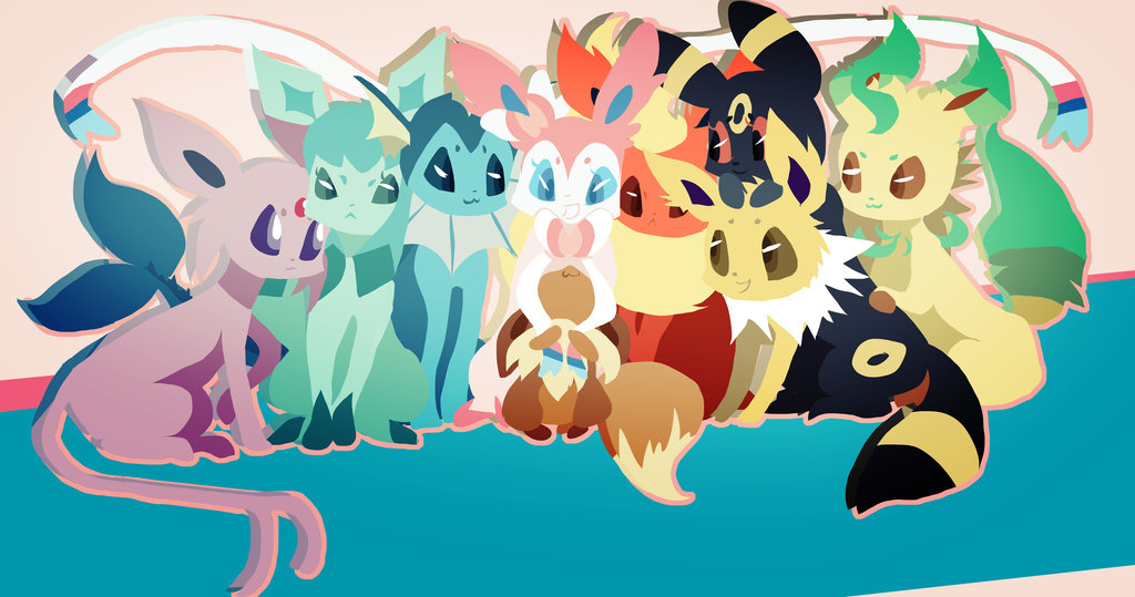 eeveelutions wallpaper - photo #28