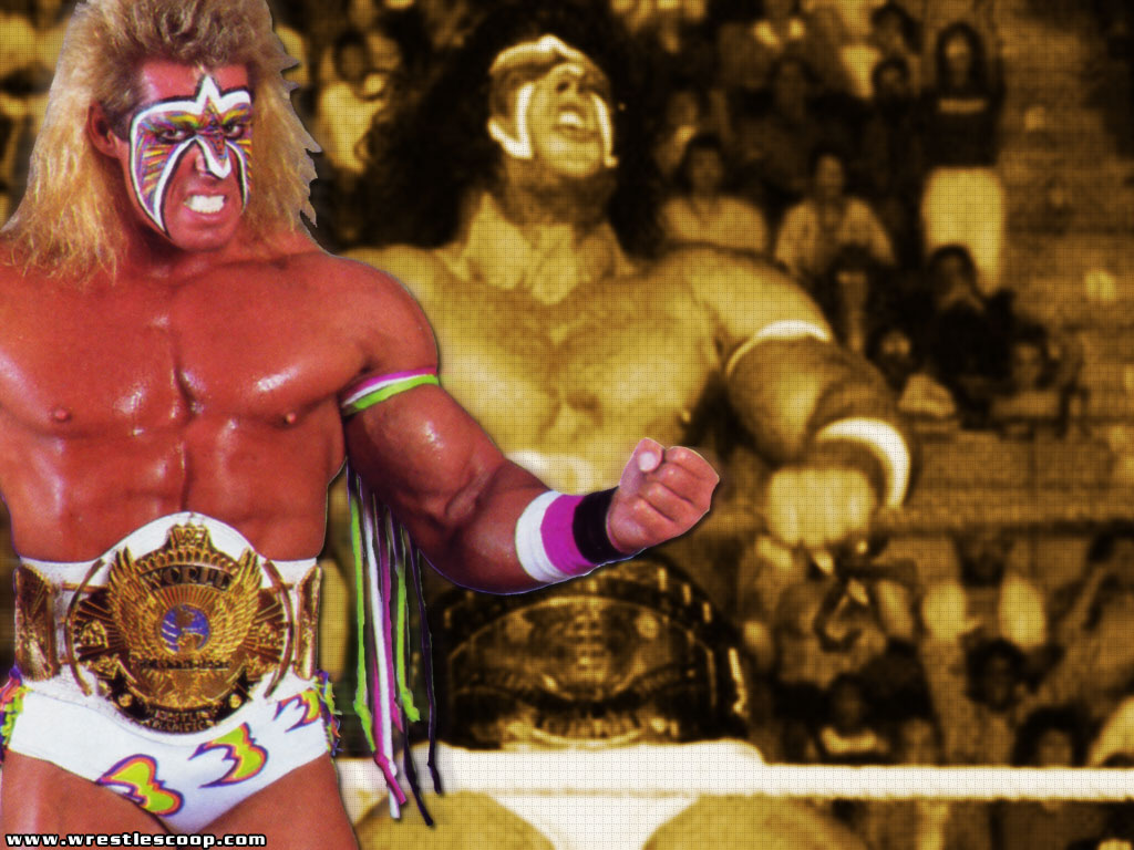 wwe ultimate warrior wallpaper - wallpapersafari
