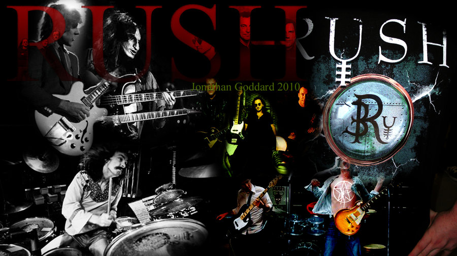RUSH Collage by jgoddard1 900x506