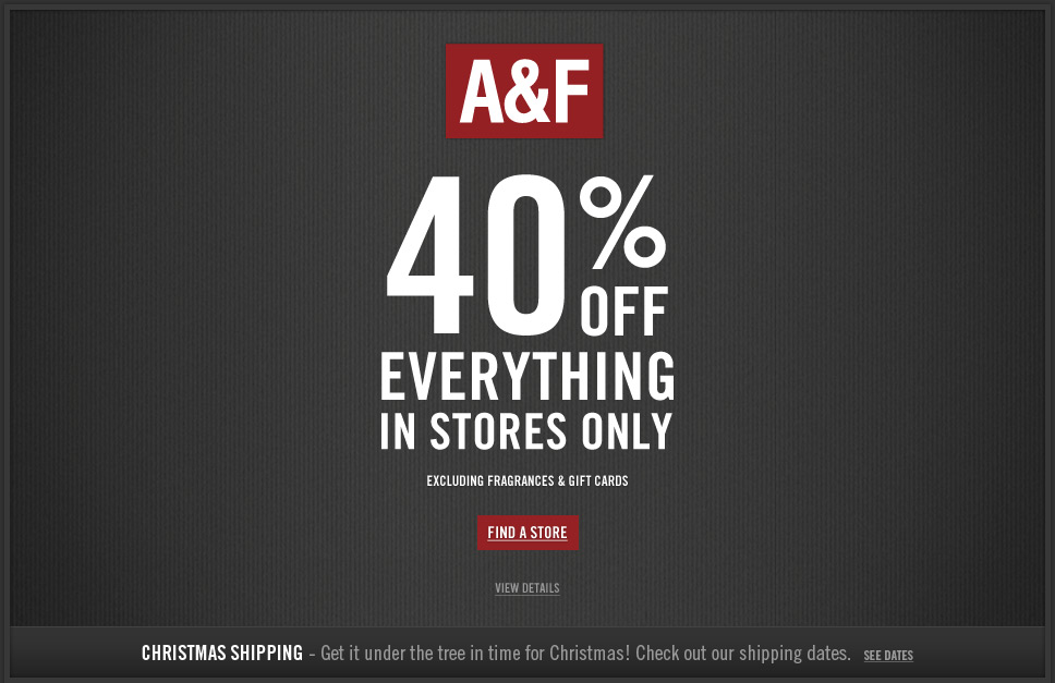 abercrombie and fitch promo code june 2016