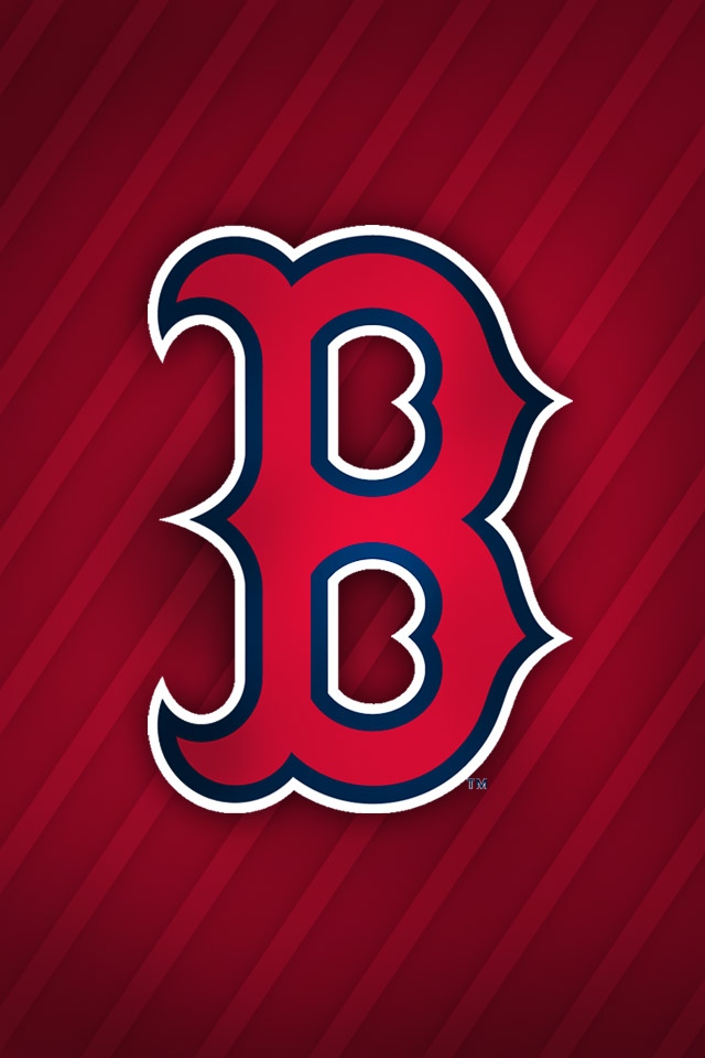 Boston Red Sox iPhone Wallpaper 640x960