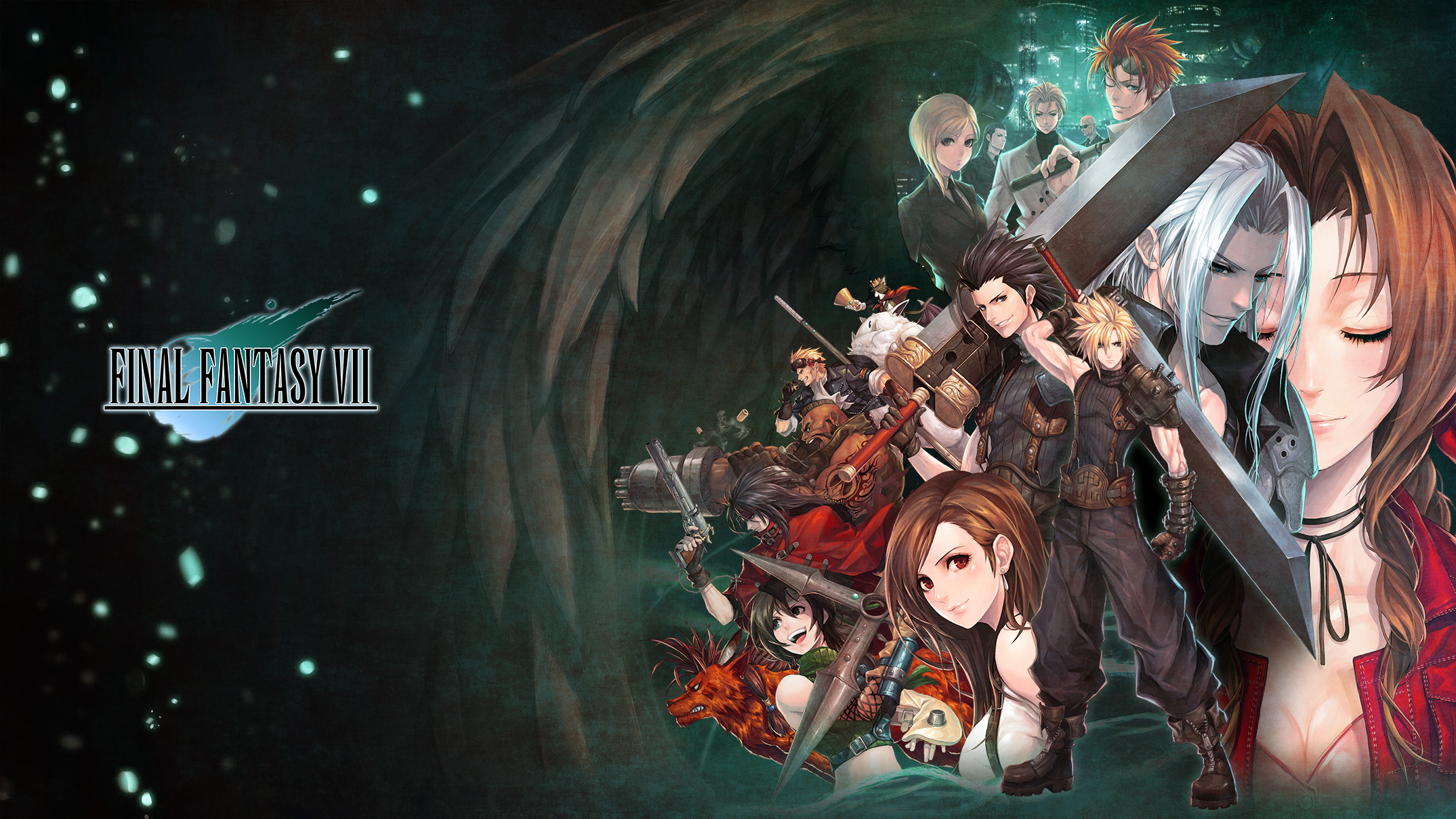 Free Download An Amazing Final Fantasy 7 Wallpaper By Evil