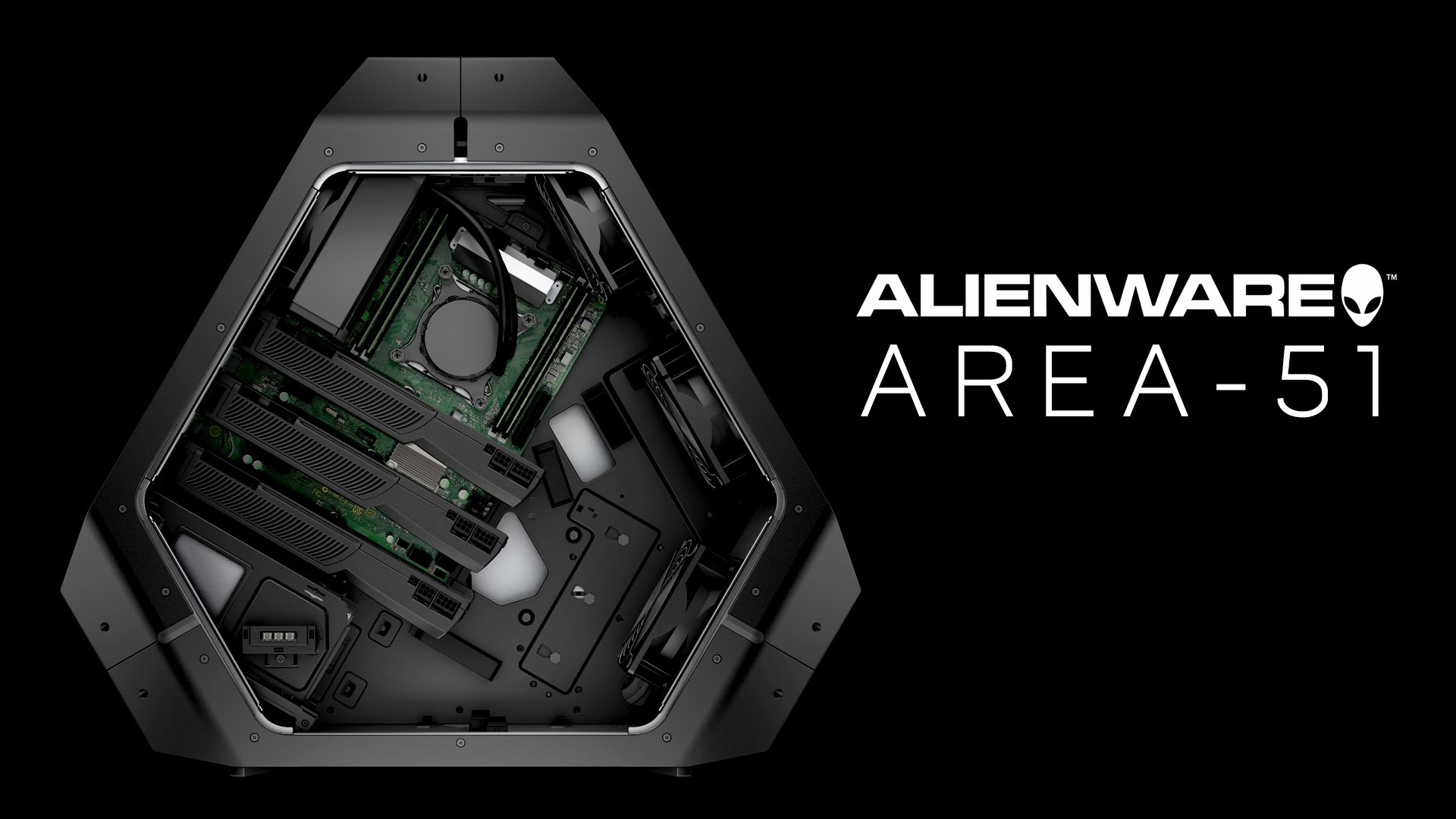 Alienware Area 51 Wallpaper - WallpaperSafari