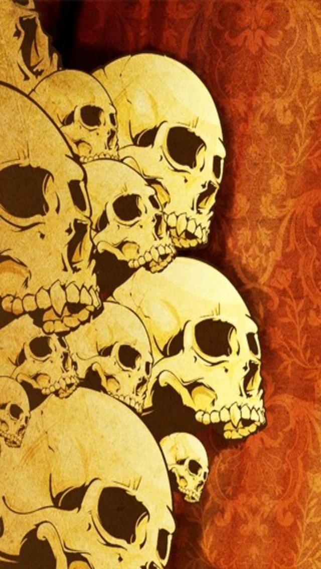 Badass Skull Backgrounds Download