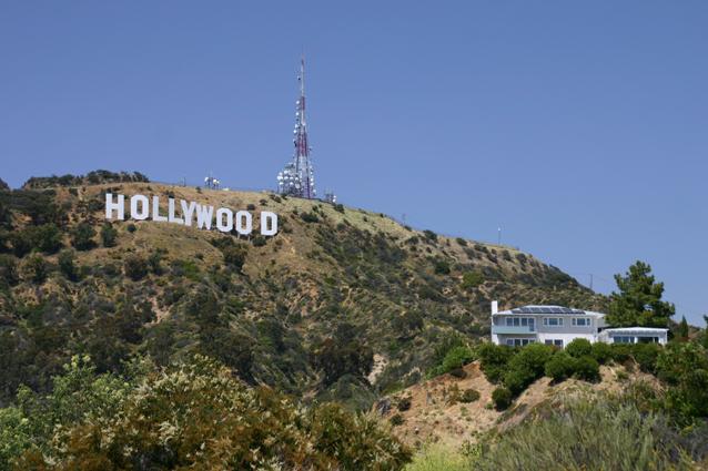 Hollywood Hills Wallpaper Holly wood hills 638x425