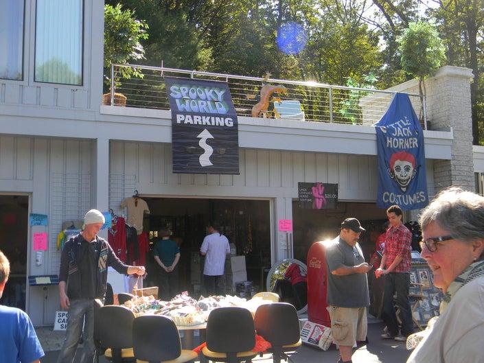 Former Spooky World Owner Hosting Yard Sale May 18 19 Weston MA 1024x768