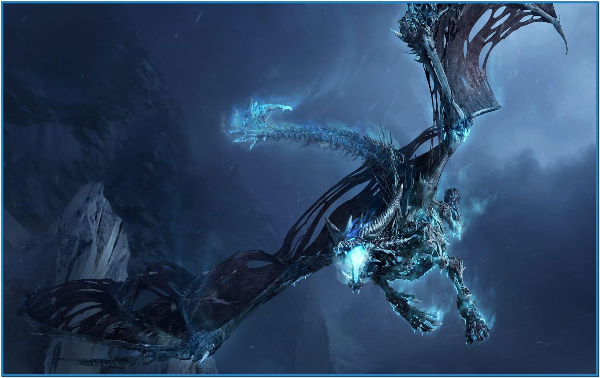 Screensavers wallpaper of dragons   Download 1943x1223