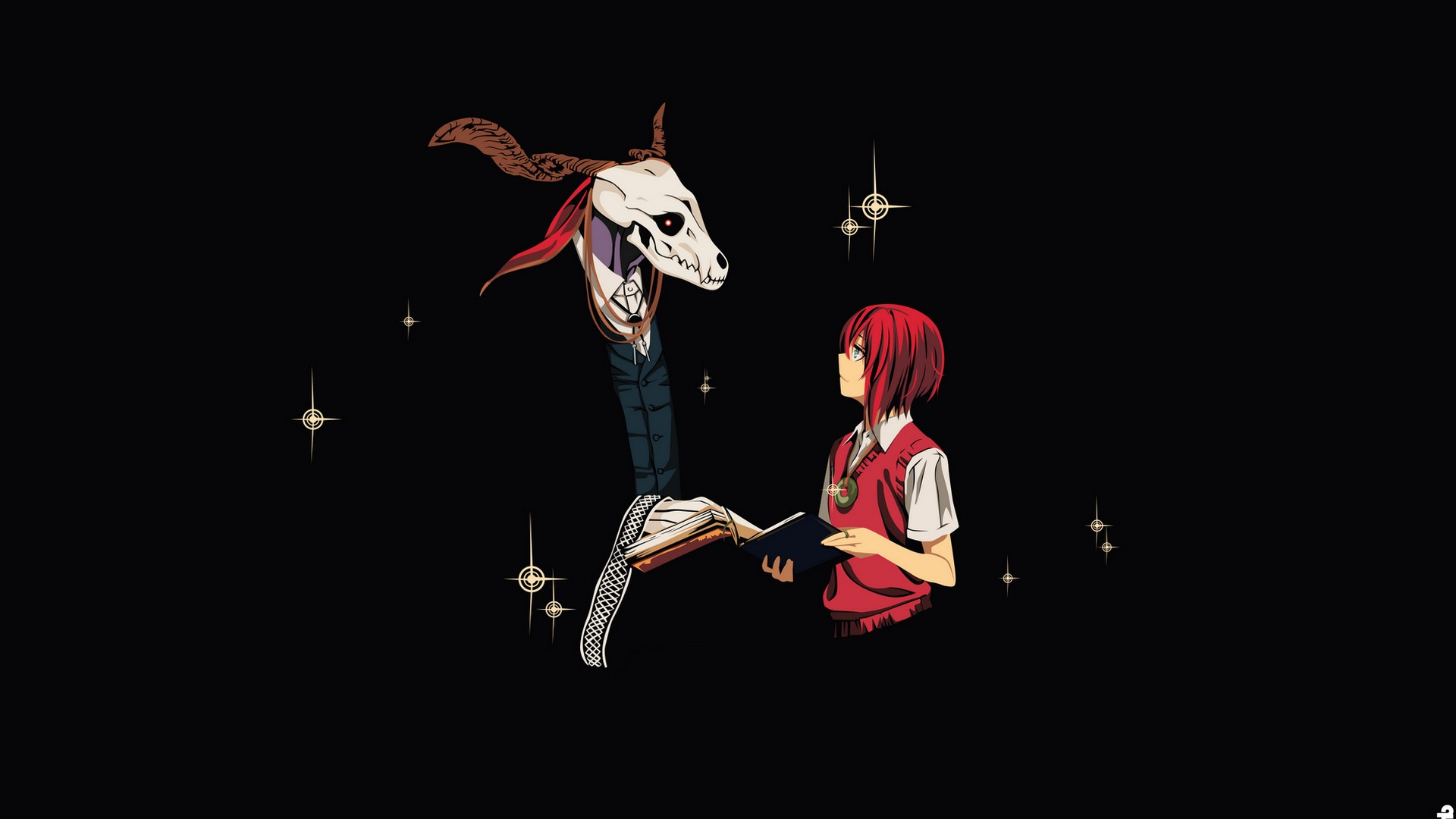 The Ancient Magus Bride Wallpapers HD 4KWallpapersApp 1920x1080
