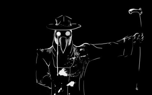 Plague Doctors 500x313