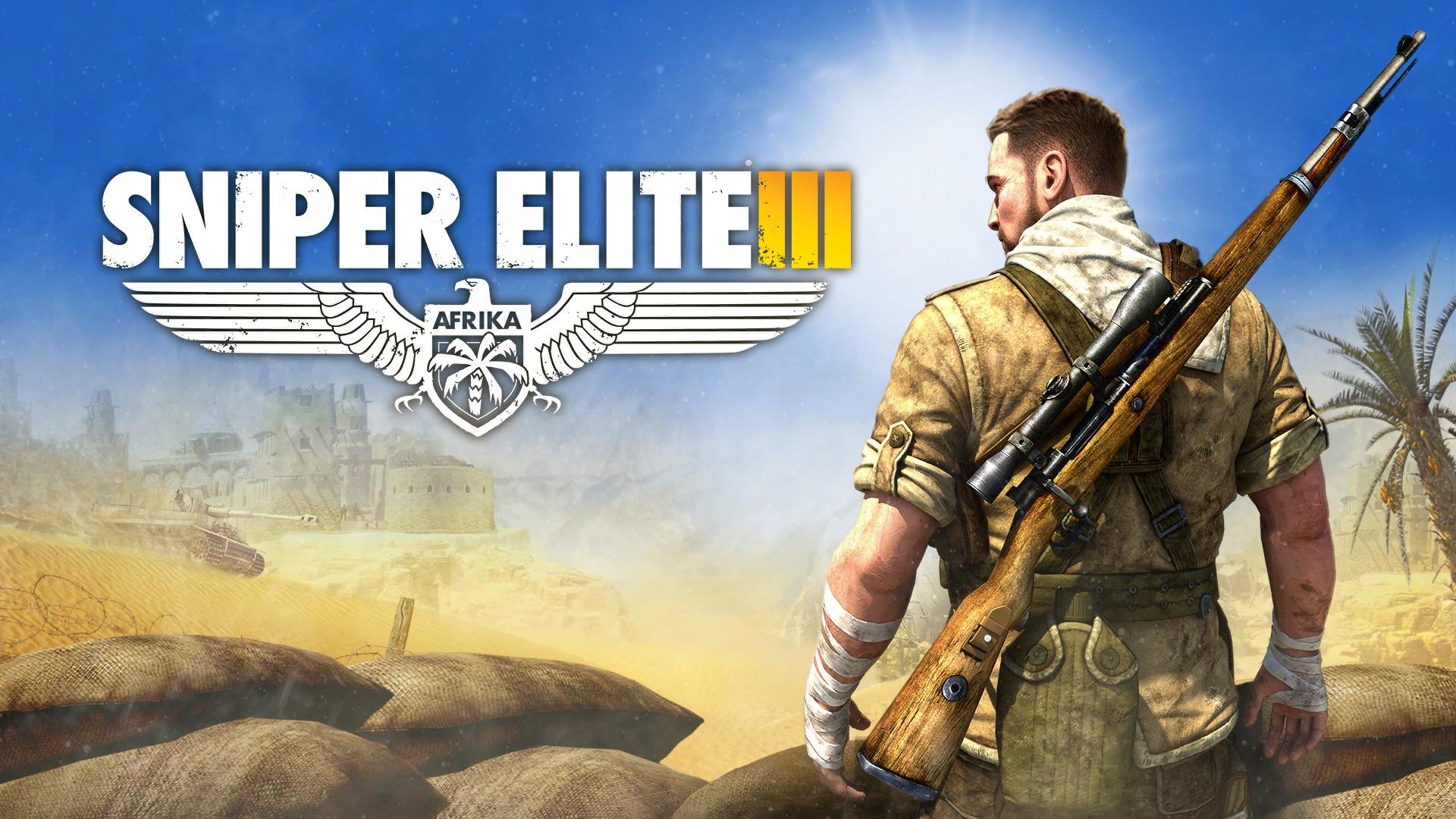 Sniper Elite 3 Wallpapers Full HD 6UFL441   4USkY 1920x1080