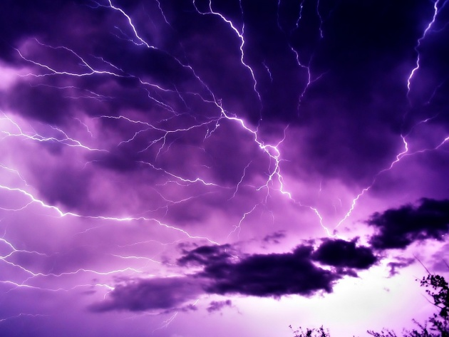 Wallpapers Thunderstorm photo pictures 630x473