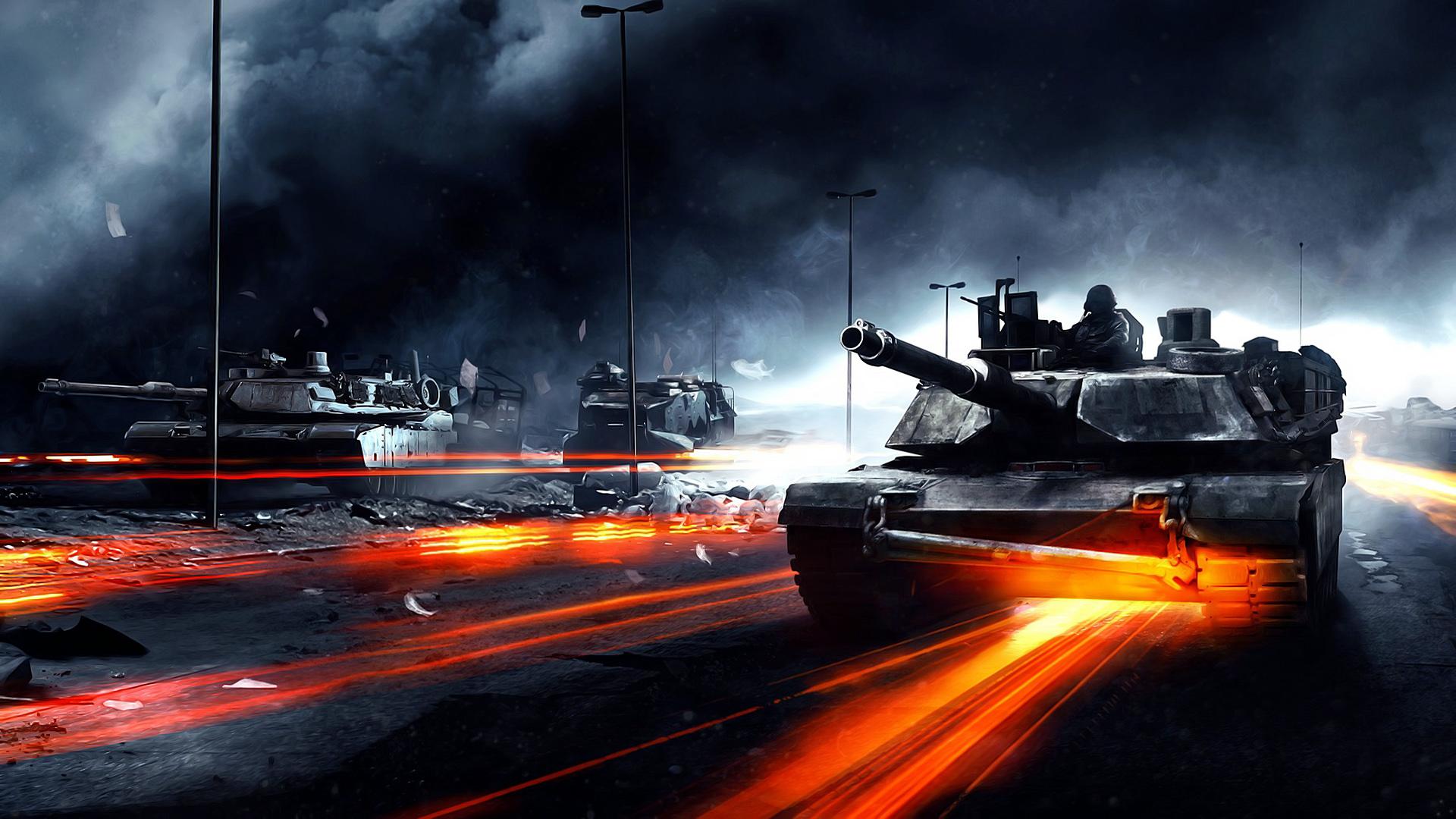 Battlefield 3 Tanks Wallpapers HD Wallpapers 1920x1080