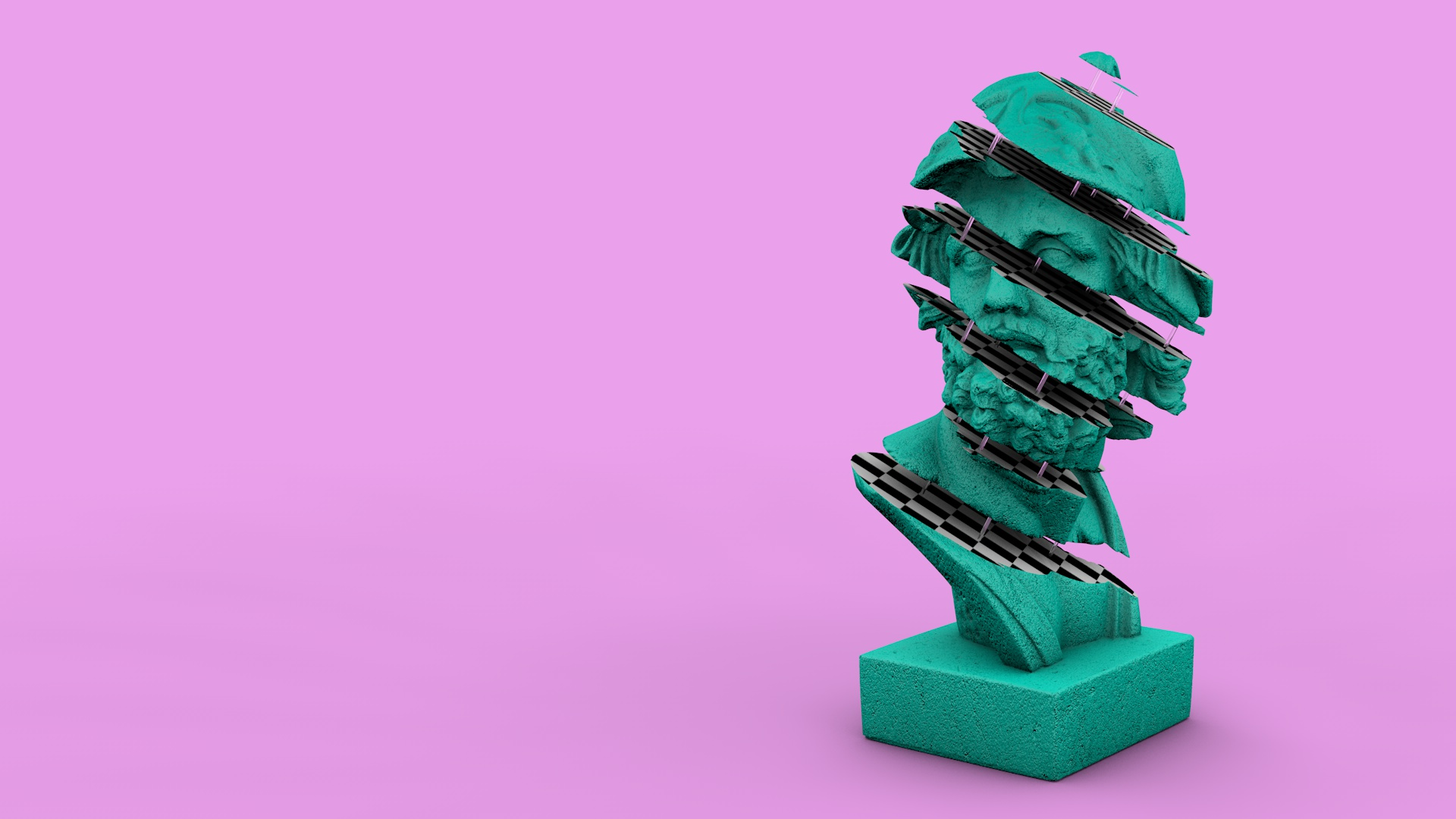 Aesthetic Vaporwave Wallpaper Widescreen at Cool 1920x1080