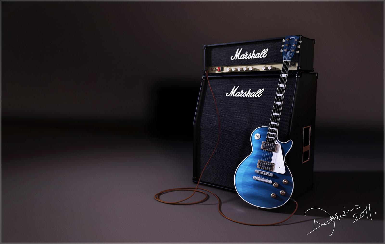 76 Hd Guitar Wallpaper On Wallpapersafari
