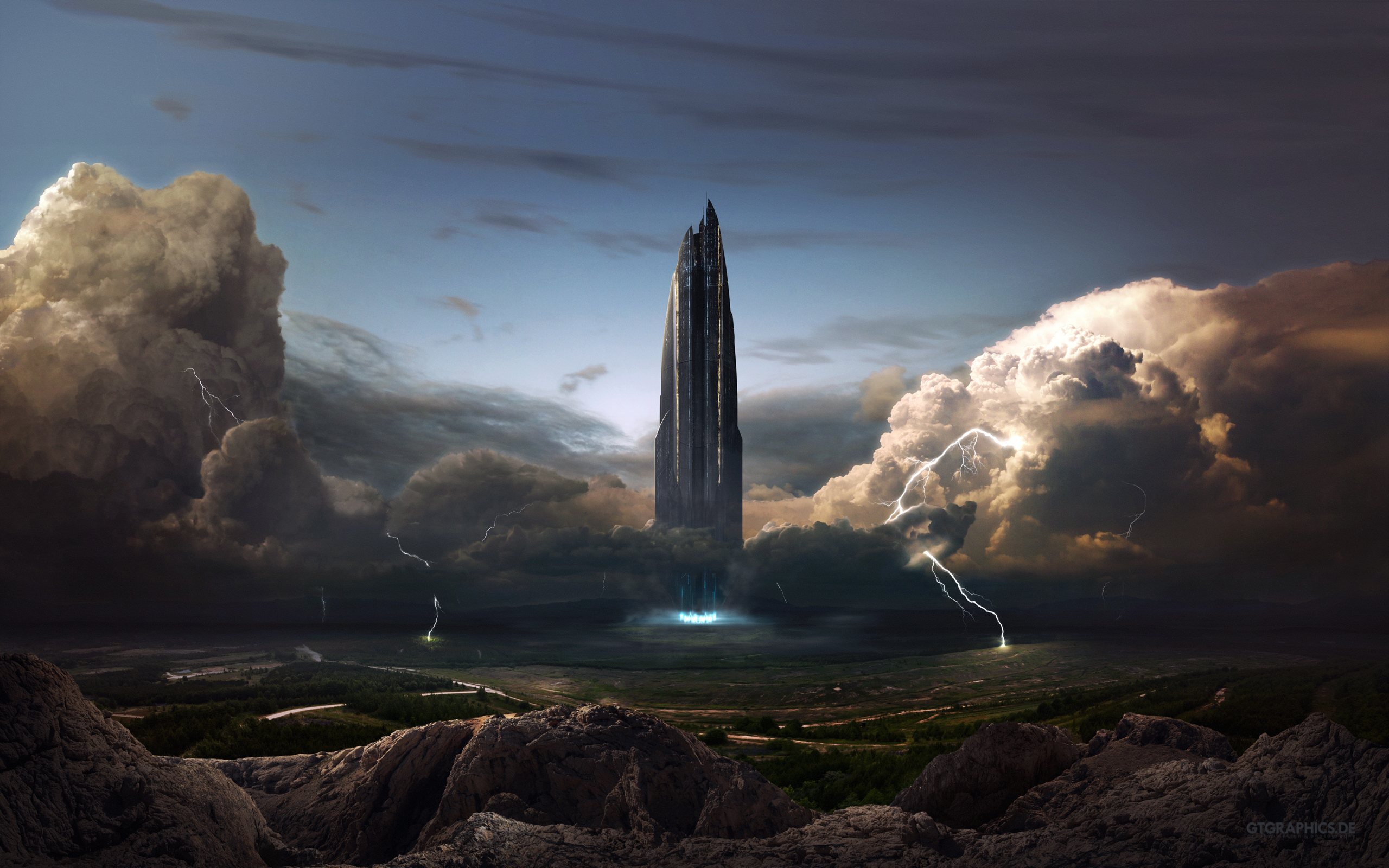 Sci Fi Atmosphere Wallpapers HD Wallpapers 2560x1600