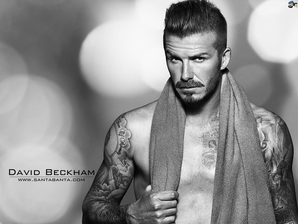David Beckham Wallpaper 40 1024x768
