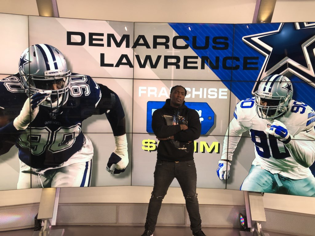 DeMarcus Lawrence on Twitter Just a boi from Aiken South 1024x768